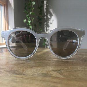Swatch Eyes of Benno White Sunglasses